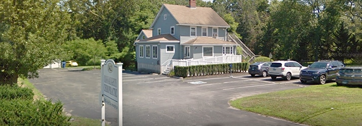 Chiropractic Old Saybrook CT Office Building